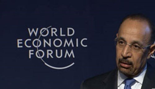 WEF Davos 2015: Saudi Aramco Committed to its Long-Term Strategy, Says Al-Falih
