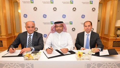 Saudi Aramco Signs MoU with GE and Cividale SpA