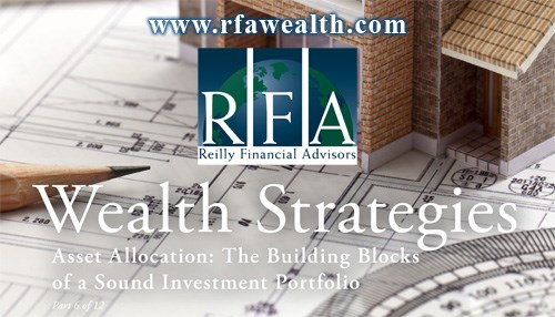 Asset Allocation: The Building Blocks to a Sound Investment Portfolio