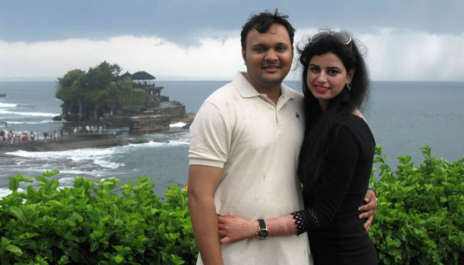 Seven Days Honeymoon Trip to Bali by the Newly Wed