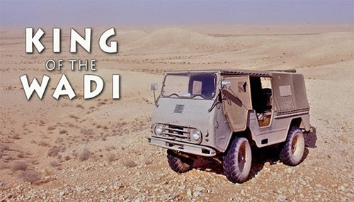 Driving Riyadh - King of the Wadi