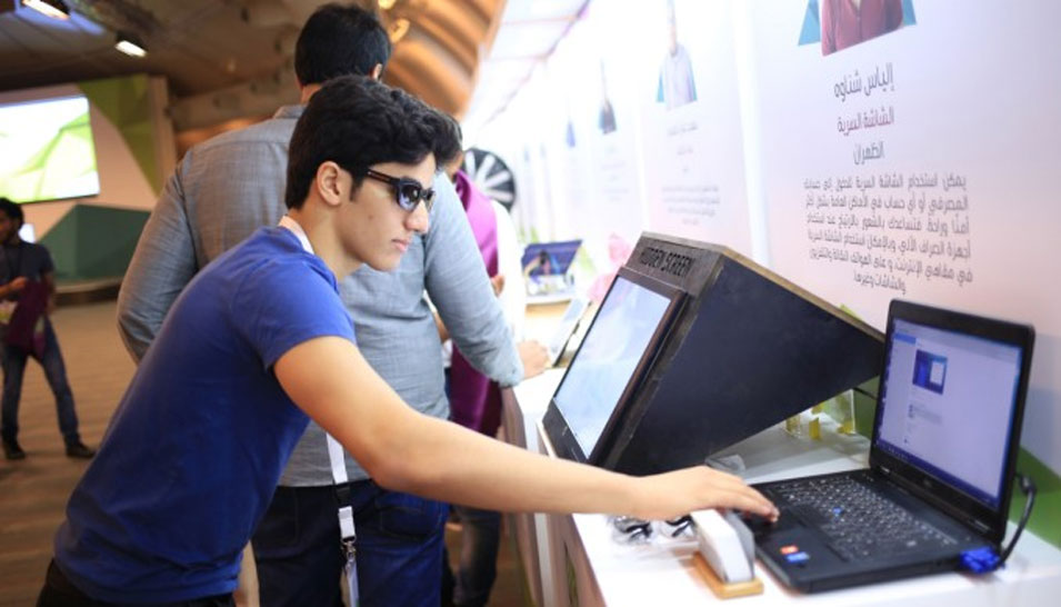 Young designers get creative at FABLAB