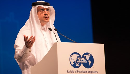 Saudi Aramco CEO Amin Nasser Calls on Upstream Industry to Transform