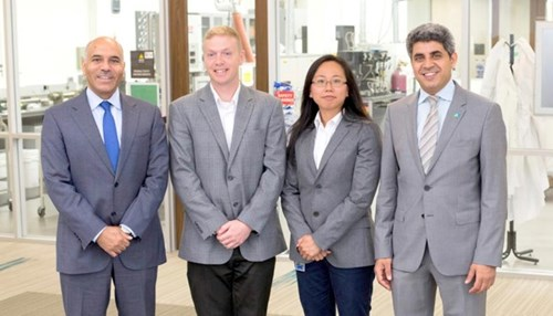Aramco Researchers Compete to Innovate