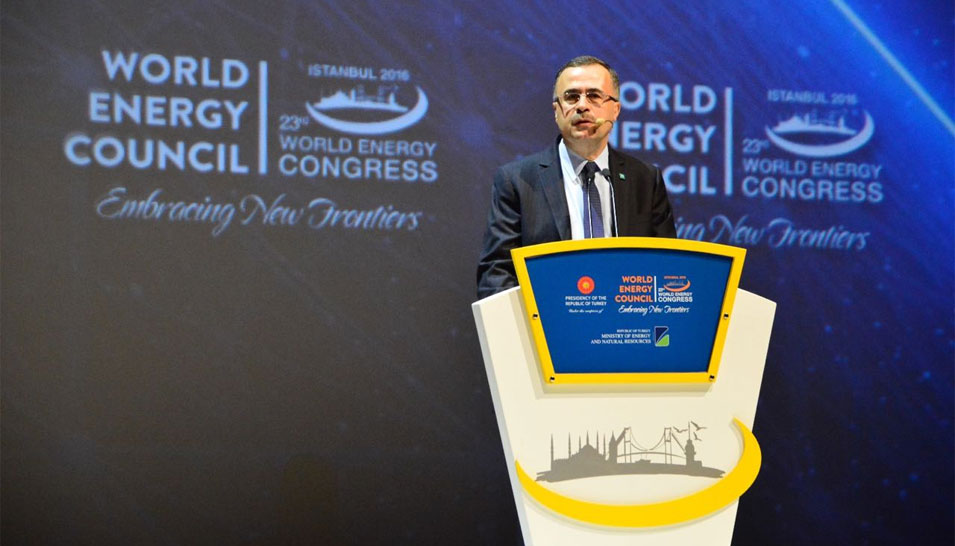 Saudi Aramco CEO Amin Nasser Calls for New Energy Roadmap