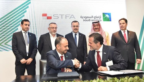 Saudi Aramco Signs MoUs with 18 Leading Turkish Companies