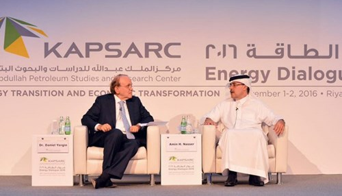 Saudi Aramco CEO: Addressing Climate Change is Critical