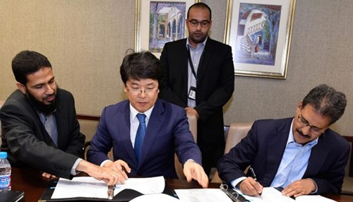 Hyundai and Saudi Aramco Sign Contract for 'Uthmaniyah Ethane Recovery