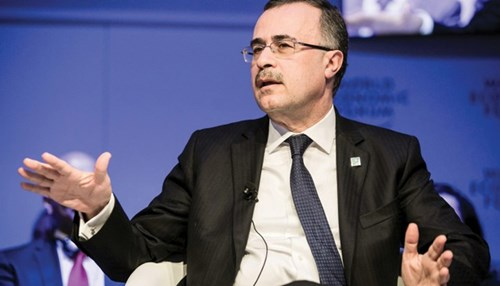 Saudi Aramco CEO Outlines the Future of Energy