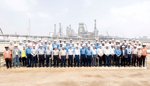 Jazan Mega-Project Powers Forward‭