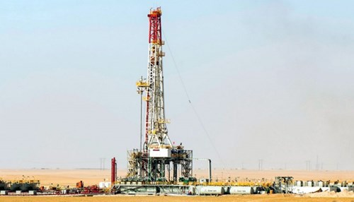 'Ain Dar Rig Sets a New Course