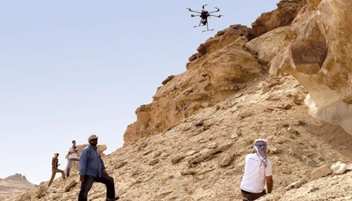 UAVs Take Flight for Exploration