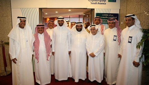 Saudi Aramco Launches Center for Contractors and Suppliers Relations