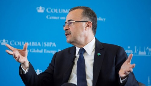 "Saudi Aramco CEO: ""Strategic investments in oil and gas industry key..."""