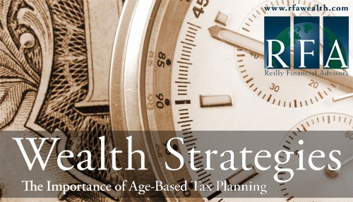 Wealth Strategies Series: Age-Based Tax Planning