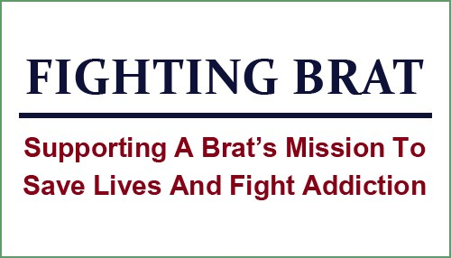 Support a Brat's Mission to Save Lives and Fight Addiction