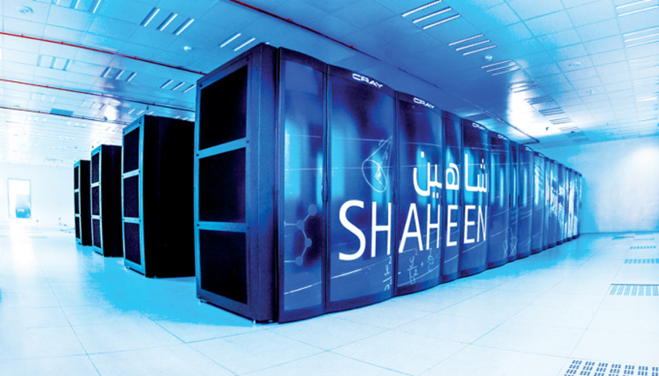 Saudi Aramco and Partners Shatter Supercomputing Record