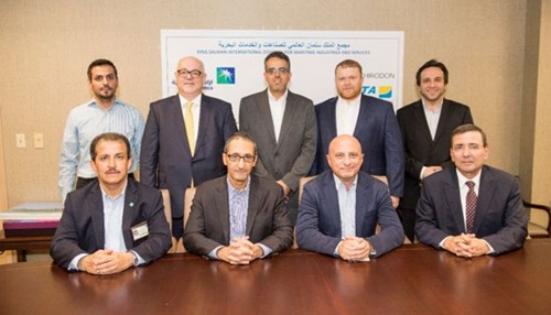 Saudi Aramco Signs First Major Contract for King Salman International Complex for Maritime Industries and Services