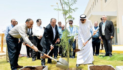 Sadara Commemorates Commissioning of All 26 Plants