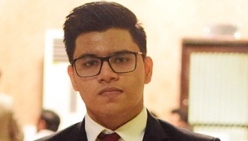 Syed Arzam Sher Completes Cambridge-IGCSE O-level