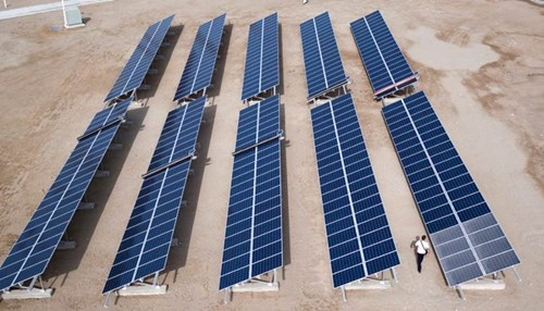Saudi Aramco Licenses Technology to Locally-owned NOMADD Desert Solar Solutions