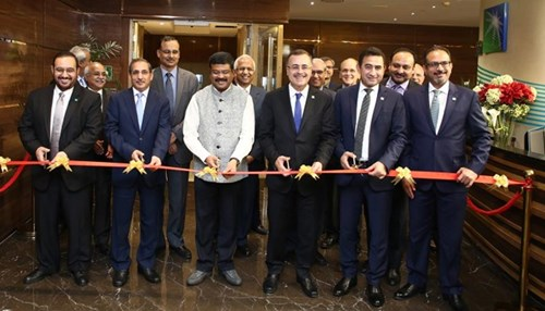 Saudi Aramco Expands Presence in India