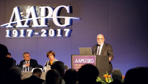 Fueling Prosperity Yesterday, Today, and Tomorrow at AAPG-SEG 2017
