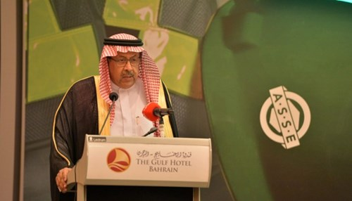 Saudi Aramco Sponsored and Participated in the 12th ASSE-MEC Professional Development Conference & Exhibition