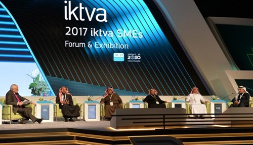 Saudi Aramco Showcases Investment Opportunities For SMEs at Iktva 2017