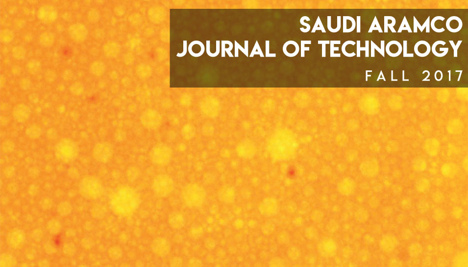 Saudi Aramco Journal of Technology - Fall 2017