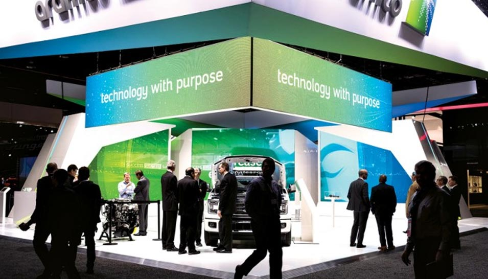 Aramco Showcases Flagship Technologies at Detroit Auto Show