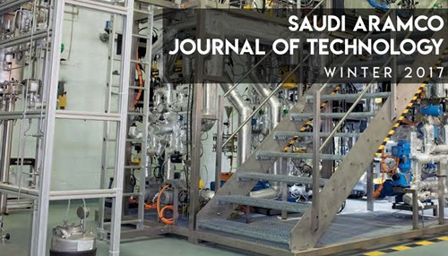 Saudi Aramco Journal of Technology - Winter 2017
