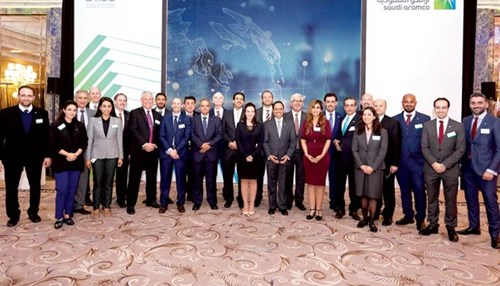 Aramco Petroleum Marketing Hosts Reception as IP Week Discusses Transition