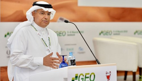 Saudi Aramco Urges Industry Transformation at GEO 2018 Conference