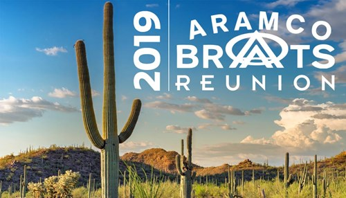 2019 Aramco Brats Reunion - Hotel Reservations Now Open!