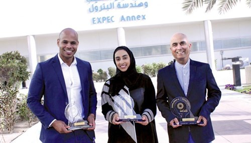 EXPEC ARC Wins Three Awards at ADIPEC