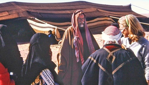 Sakakah Camel Race and Al-Jowf, Saudi Arabia - Chapter I