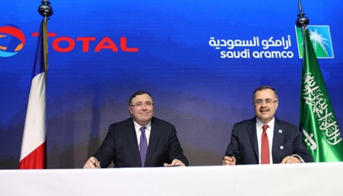 Saudi Arabia: Saudi Aramco and Total Sign a Memorandum of Understanding to Build a Giant Petrochemical Complex