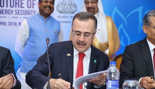 "Saudi Aramco and Indian Consortium ""RRPCL"" Sign MoU to Develop Ratnagiri Mega Refinery and Petrochemicals Complex on India's West Coast"