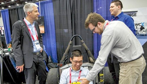 Advancing Engines and Fuels at SAE International World Congress