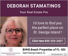 Unique St. George Island Beach Lifestyle Opportunity