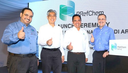 PETRONAS, Saudi Aramco Launch Corporate Identity of Their Refinery and Petrochemical Joint Ventures in Pengerang, Malaysia