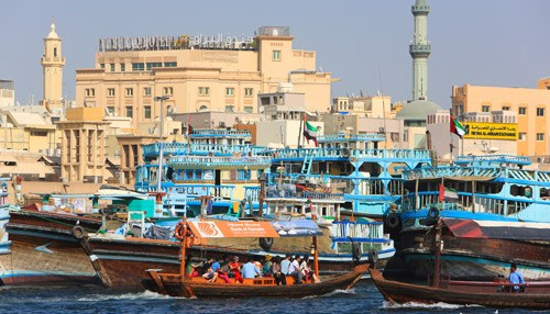 From Dhows to Supertankers