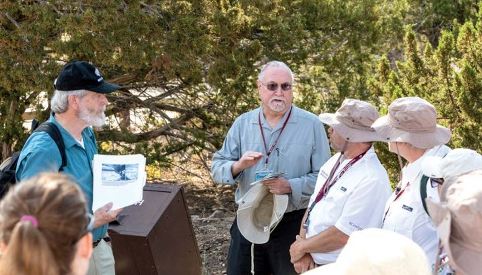 Aramco-sponsored G-Camp Extends Teachers' Geology Knowledge
