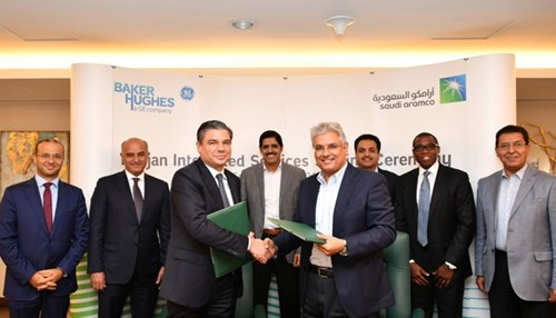 Saudi Aramco Awards BHGE Integrated Services Contract