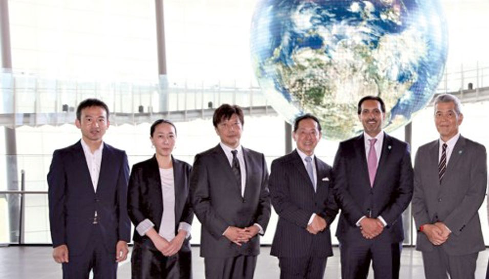 Aramco Asia-Japan, Miraikan Sign Agreement to Promote Science and Technology