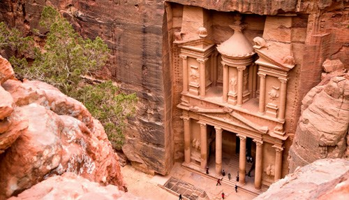 Petra: A Wonder to Behold