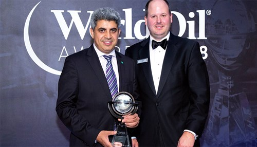 Saudi Aramco SpiceRack Technology Wins at World Oil Awards