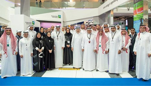 Saudi Aramco Highlights Position as Industry Leader at Abu Dhabi International Petroleum Exhibition & Conference