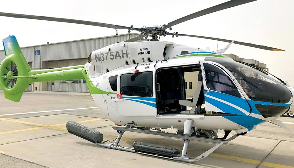 Aviation Introduces New Fleet for Enhanced Safety